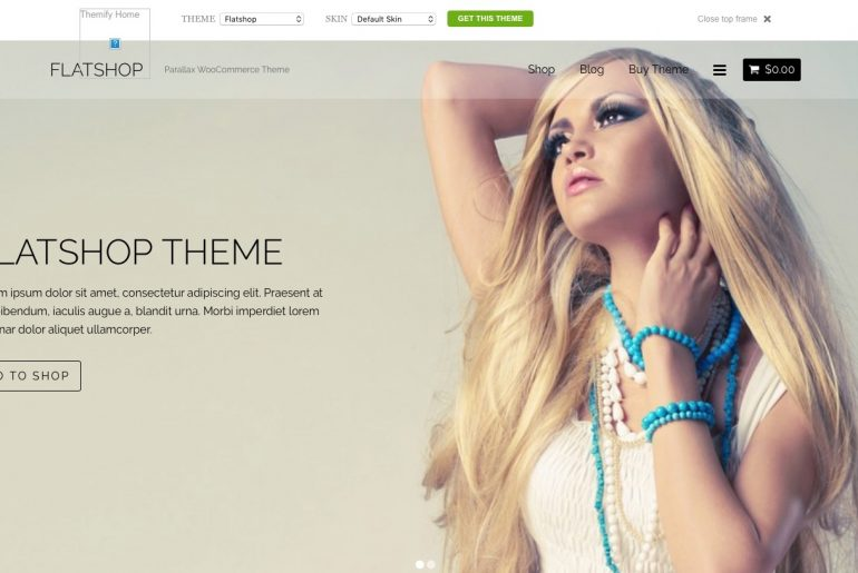 Theme ecommerce
