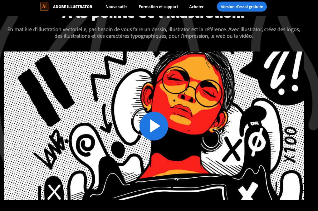 Adobe Illustrator Avis Clients Prix Et Ou Acheter Le Logiciel